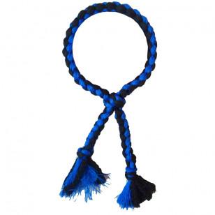 Prajied Kruang Muay Thai Azul escuro e preto