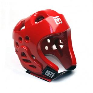 protetor cabeca capacete taekwondo