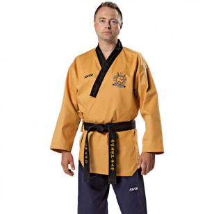 Dobok Kwon Taekwondo WTF Poomsae Mestre