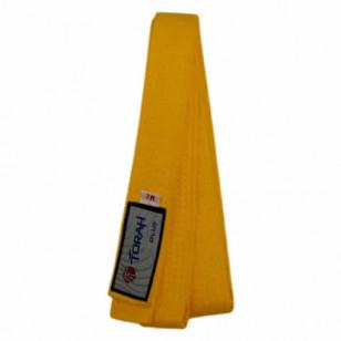 faixa amarela infantil judo karate taekwondo