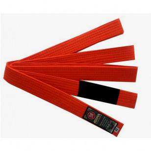 faixa jiujitsu vermelha