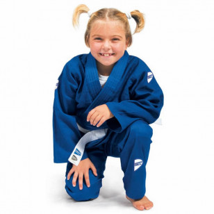 Kimono judo infantil trançado