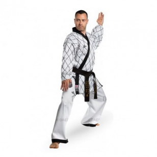 Dobok Mestre Taekwondo Hapkido