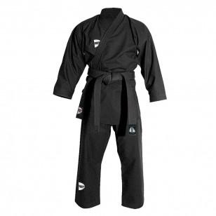 kimono karate Preto Black