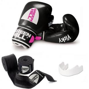 Kit Boxe Muay Thai Green Hill