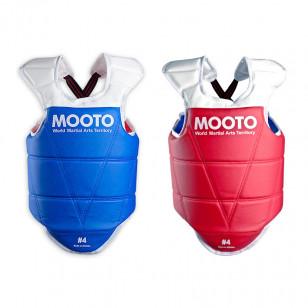 protetor torax aprovado wt taekwondo