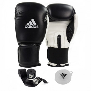 Kit Adidas Boxe e Muay Thai