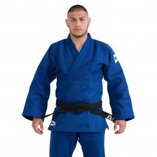 kimono judo green hill azul