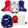 capacete protetor cabeca taekwondo